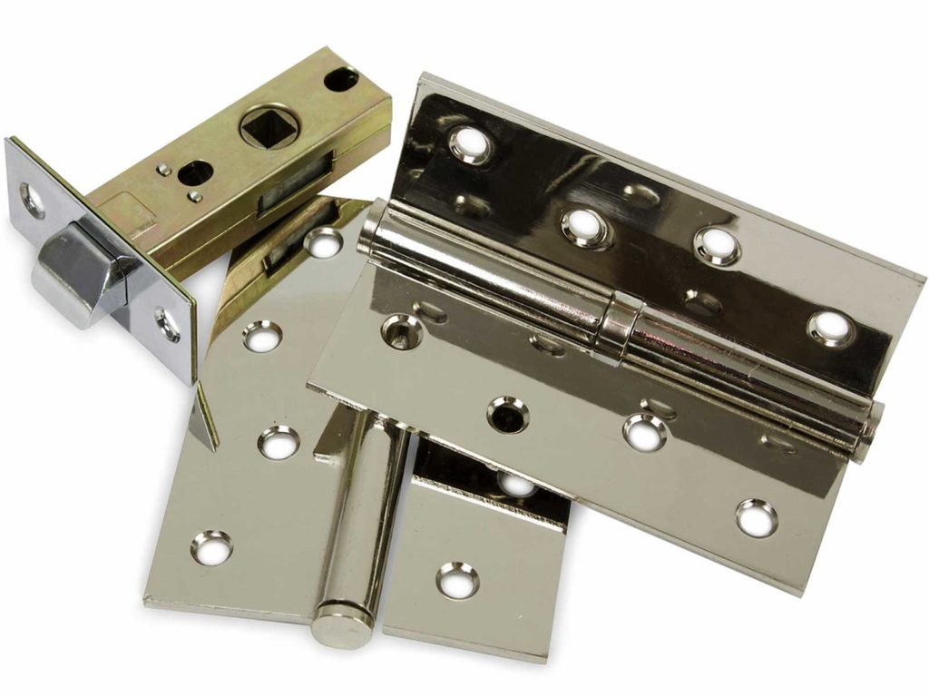 Metal Plating Building Hardware